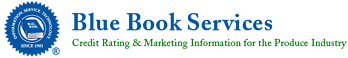 Produce Blue Book Logo